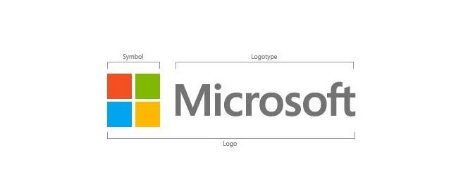 لوگوی جدید شرکت ماکروسافت