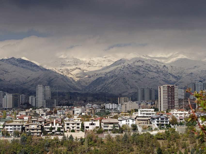 تهران  ، رویایی که جان ندارد