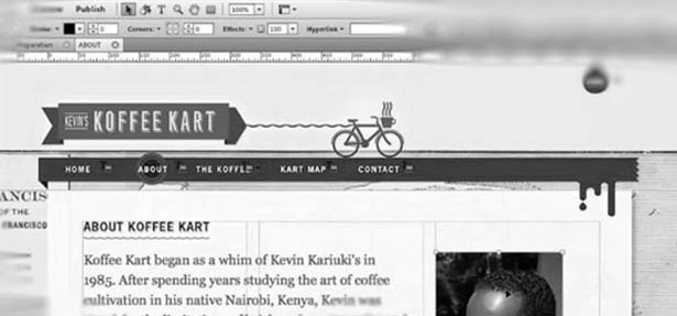 Adobe Muse ، طراحی وب ، بدون کُد