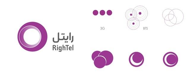 لوگوی شرکت رایتل