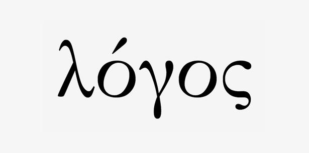 کلمه لوگو در زبان یونانی