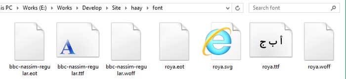 fonts-format-eot-woff-ttf